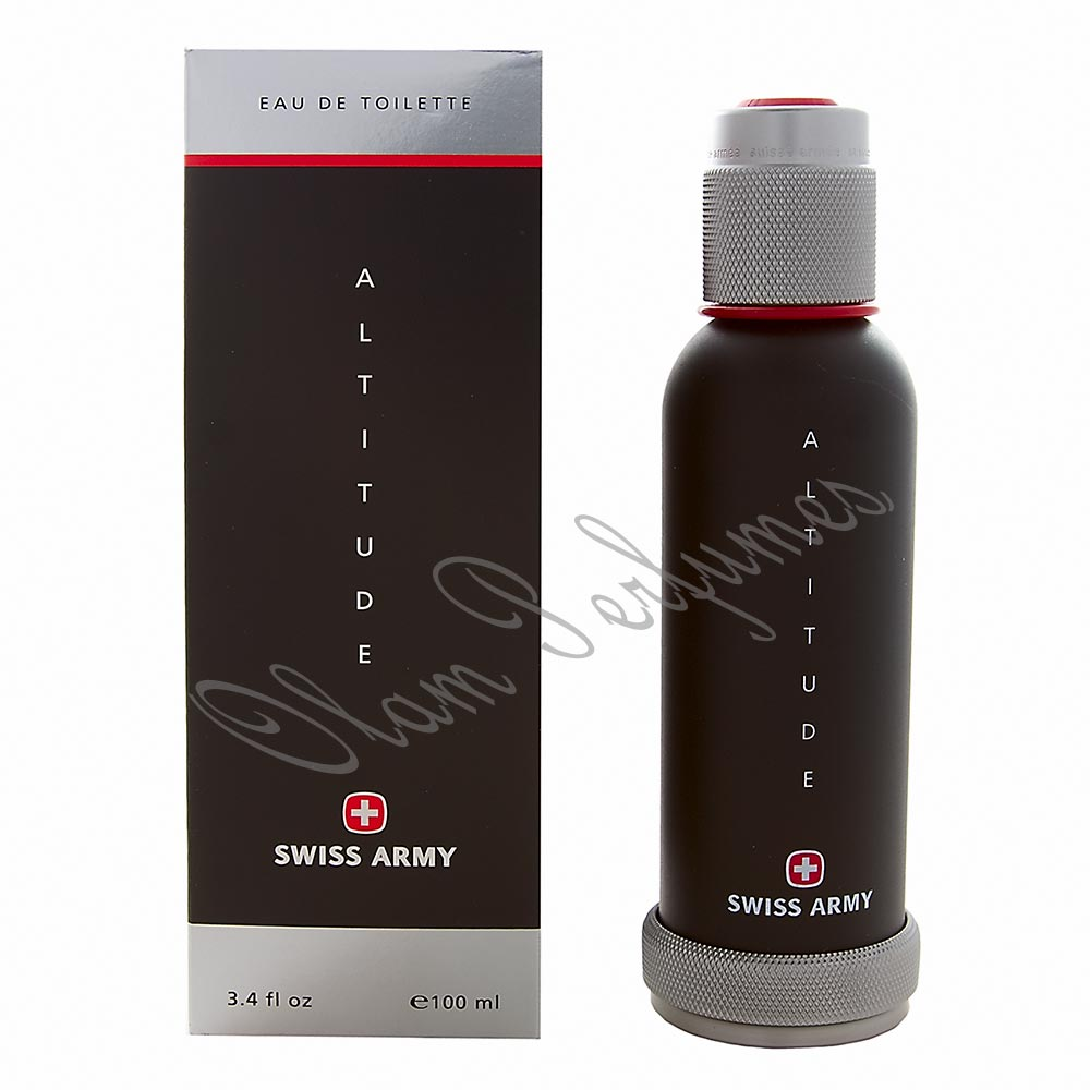 Swiss Army Altitude For Men Eau De Toilette Spray 3.4oz 100ml