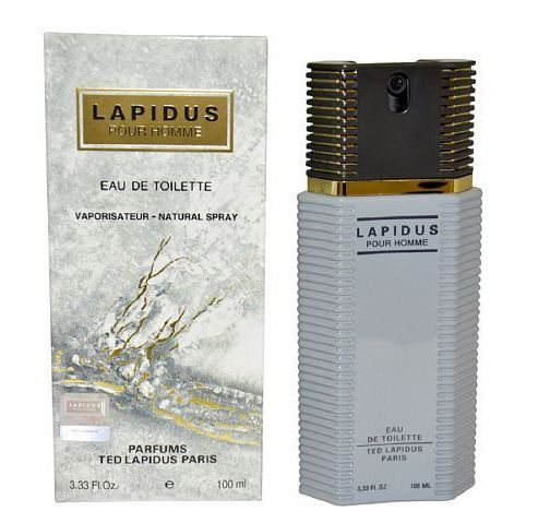Ted Lapidus For Men Eau de Toilette Spray 3.33oz 100ml