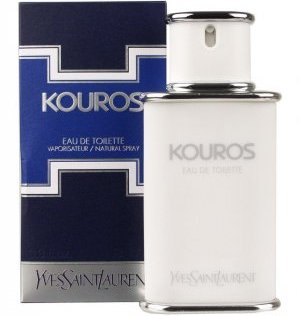 Kouros Eau de Toilette Spray 3.4oz